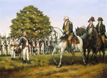 Bundle of 2 - American Revolutionary War - First Rebellions of the Government