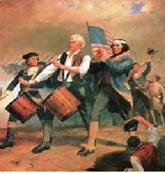 Bundle of 2 - American Revolutionary War - How Did the Colonists Win the War?