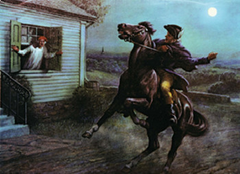 Bundle of 2 - American Revoultionary War - Paul Revere & The Midnight Ride