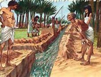 Bundle of 2 - Ancient Civilizations - Early Humans & Agriculture - LP & Vocab