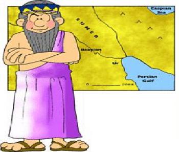 Bundle of 2 - Ancient Civilizations - Mesopotamia - Lesson Plan & Vocabulary