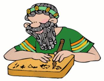 Bundle of 2 - Ancient Civilization - Mesopotamia - Lesson Plan & Unit Vocabulary