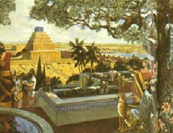 Bundle of 2 - Ancient Civilizations - Nebuchadnezzar & the Hanging Gardens