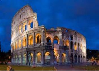 Bundle of 2 - Ancient Civilizations - Rome, Christians & The Colosseum