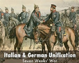 Bundle of 2 - Bismarck & the German & Italian Unification