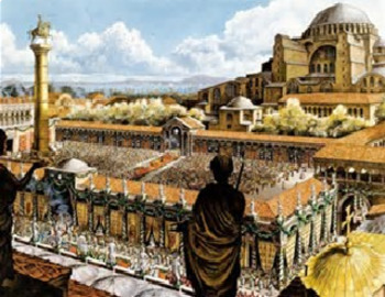 Bundle of 2 - Byzantine Civilization - Overview & Fall of Constantinople