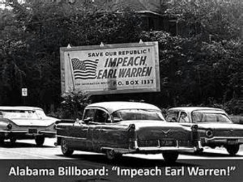 Bundle of 2 - Civil Rights Movement- Liberal Agenda & Warren Court