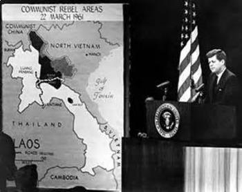 Bundle of 2 - Global Policy - JFK & The Vietnam War