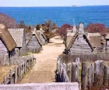 Bundle of 2 - Colonial America - Pilgrims Journey & Puritanism