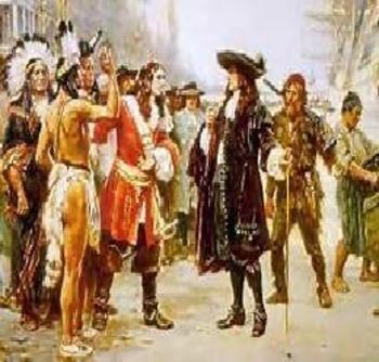 Bundle of 2 - Colonial America - Spanish Empire & European