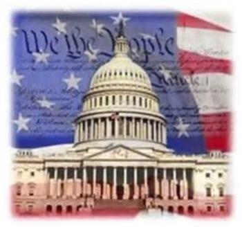 Bundle of 2 - Establishing the US Government - Principles, Goals & Articles