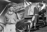 Bundle of 2 - Famous Americans - Solo Flights of Lindbergh & Earhart