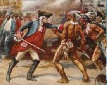 Bundle of 2 - French & Indian War & Vocabulary Exercise