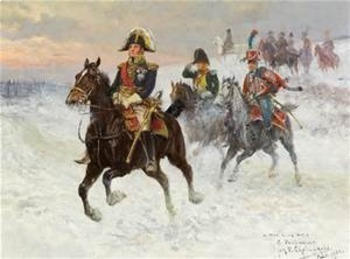 Bundle of 2 - French Revolution - Napolean & the Invasion of Russia