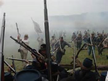 Bundle of 2 - American Civil War - Battle of Gettysburg & Picketts Charge