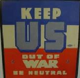 Bundle of 2 - Global Policy - United States Isolation Policy & WW II