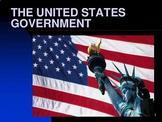 Bundle of 2 - Gov. Services, Obligations, Processes & Lawmaking - Unit Vocab