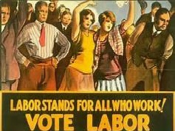 Bundle of 2 - Industrialization - Labor Movement & The Nature of Work