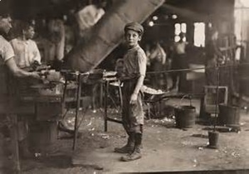 Bundle of 2 -  Lewis Hine & Child Labor in the United States