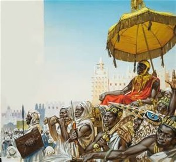 Bundle of 2 -  Medieval Africa - Culture & the Early African Societies