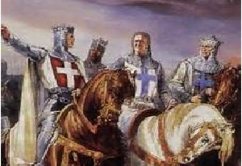 Bundle of 2  - Middle Ages - Christianity, the Crusades & the Rise of Islam