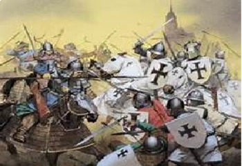 Bundle of 2 - Middle Ages - High Middle Ages & the Crusades
