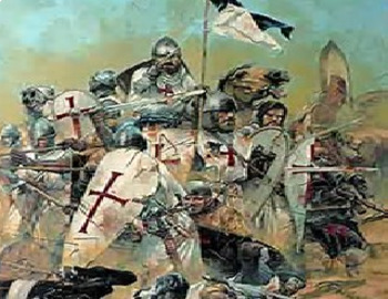 Bundle of 2 - Middle Ages - The Crusades & the Rise of Islam