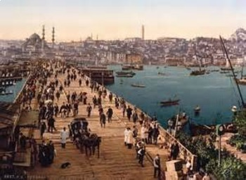 Bundle of 2 - Muslim Civilizations - Mehmed and the Fall of Constantinople