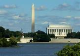 Bundle of 2 - National Monument - The Washington & Lincoln Monuments