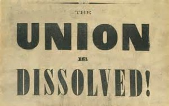 Bundle of 2 - Political Movements - Secession & the Election of 1860