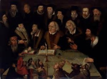 Bundle of 2 - Protestant Reformation  is Born