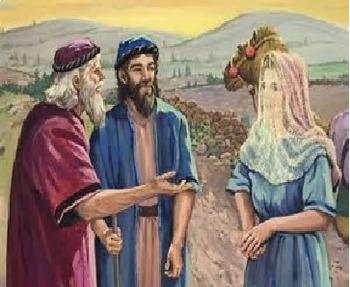 Bundle of 2 - Religion - Children's Bible Stories - Isaac Marries Rebekah
