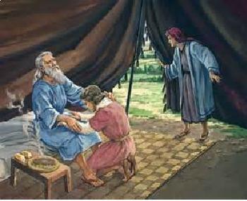 Bundle of 2 - Religion - Children's Bible Stories - Jacob & Esau's Reunion