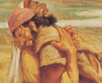 Bundle of 2 - Religion - Children's Bible Stories - Jacob & Esau's Reunion