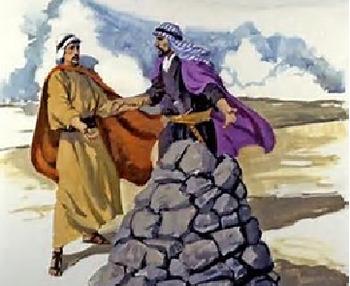Bundle of 2 - Religion - Children's Bible Stories - Jacob v. Laban