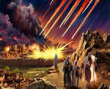Bundle of 2 - Religion - Children's Bible Stories - Sodom & Gomorrah
