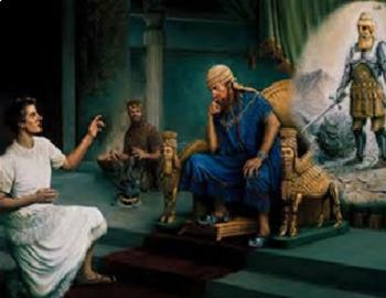 Bundle of 2 - Religion - Daniel & Nebuchadnezzar II