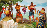 Bundle of 2 - Religion - Heroes of the Old Testament - Caleb & Joshua