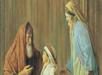 Bundle of 2 - Religion - Heroes of the Old Testament - Eli, Hannah, & Samuel