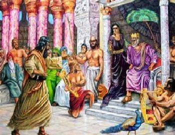 Bundle of 2 - Religion - Key Figures - Elijah, Ahab & Jezebel