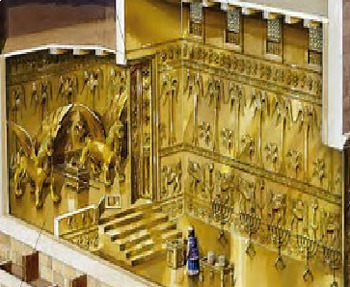 Bundle of 2 - Religion - Solomons Temple & The Ark of the Covenant