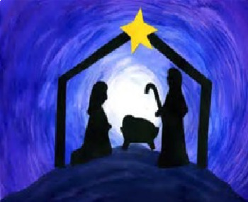 Bundle of 2 - Religion - The Christmas Story for Kids & Adults