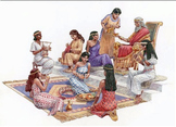 Bundle of 2 - Religion - The Story of King David & His Wives