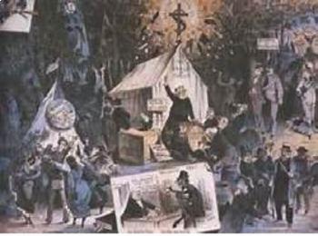 Bundle of 2 - Religion - The Third Great Awakening & Key Figure