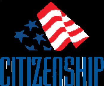 Bundle of 2 - Show Your Citizenship - Study Guide with Answer Key