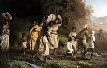 Bundle of 2 - Slavery in the US - Harriett Tubman & Underground Railroad
