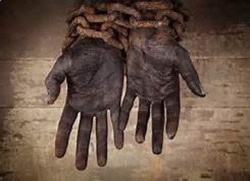 Bundle of 2 - Slavery in the United States - Slavery Arrives