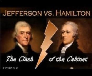 Bundle of 2 - The Federalist Era & Unit Vocabulary Exercise
