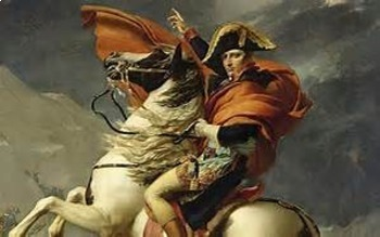 Bundle of 2 - The French Revolution - Napoleon & the Concert of Europe