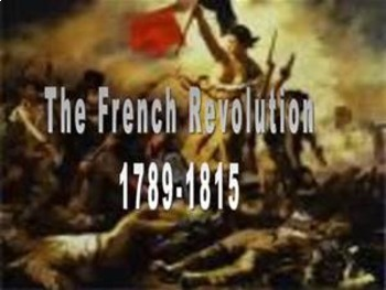 Bundle of 2 - The French Revolution & The Age of Napoleon